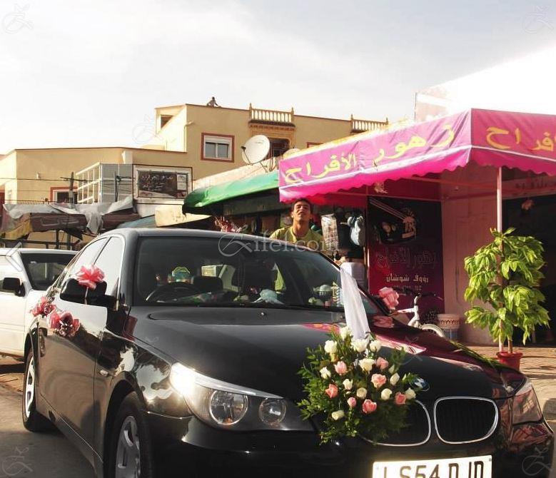 ... Mariage : Fadhel : Voiture de Prestige Mariage - Tunis - Zifef - photo