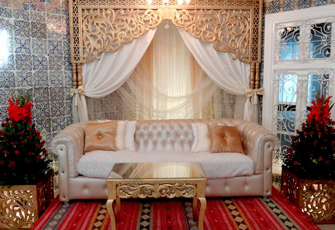 Decoration Podium Mariage Tunisie