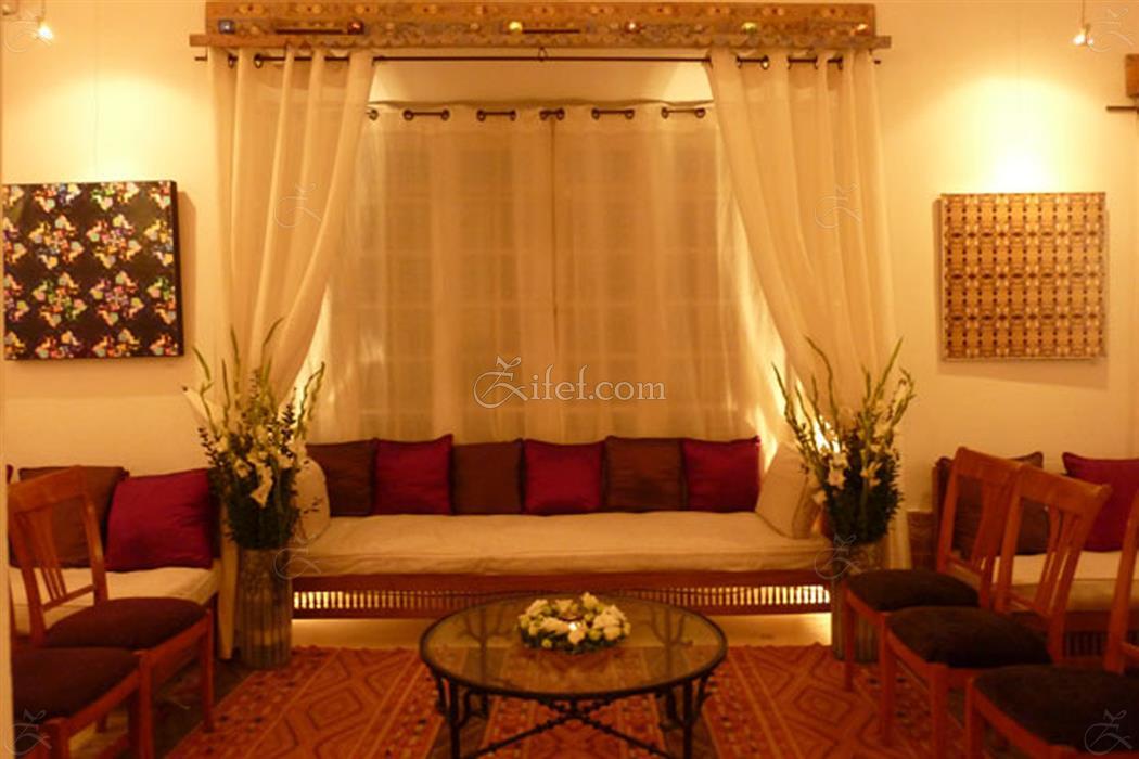 Espace art sadika salle des f tes la marsa zifef for Decoration maison tunisienne