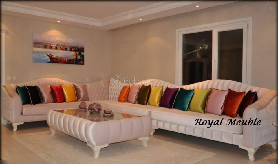 royal meuble maison et meuble la marsa zifef. Black Bedroom Furniture Sets. Home Design Ideas