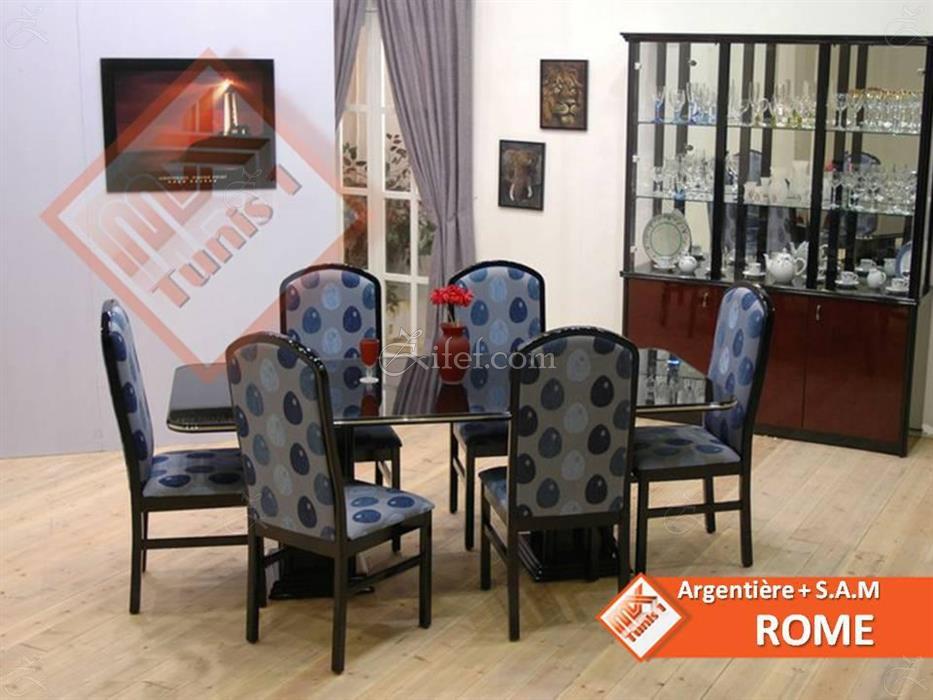 Meuble meublatex maison et meuble tunis zifef for Salle a manger tunisie