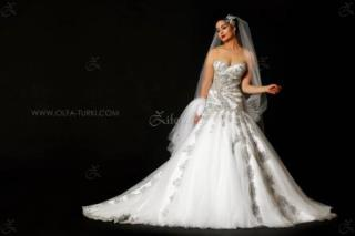 Mariage wissem ben amor for Robes de mariage du monde de disney