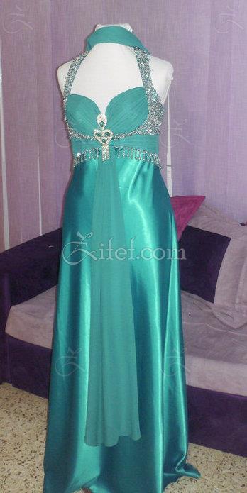 La mari e tunisienne robe de soir e sfax ville zifef for Centre ville la mariage robes