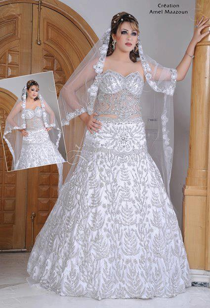 Robe de Mariage  Mariées De Bonheur  Robe de Mariage , Sfax Ville , Zifef  , photo 4
