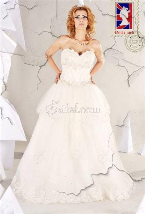 Robe de Mariage  Omar Njeh  Robe de Mariage , Ariana Ville , Zifef ,  photo 3
