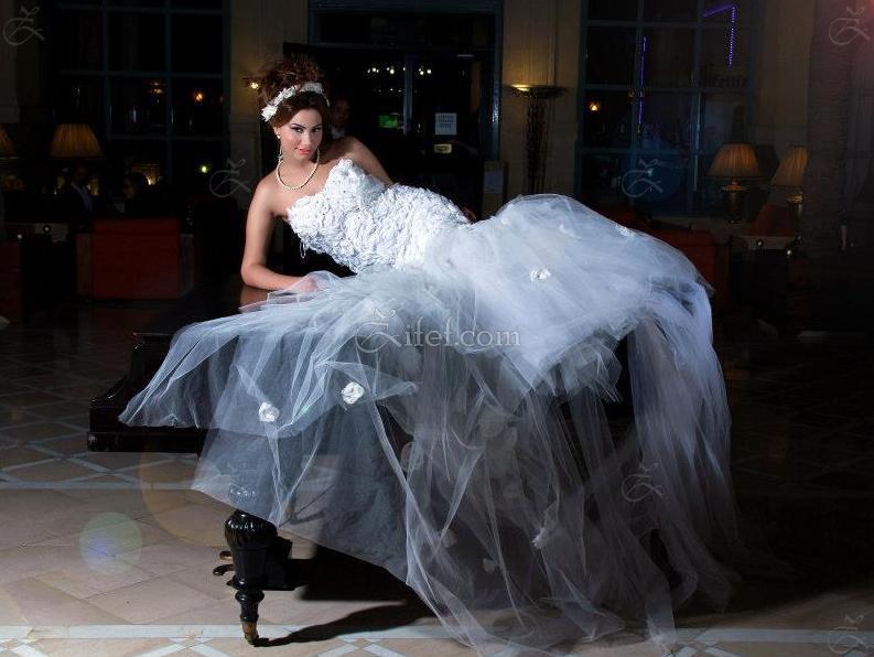 Robe de Mariage  Omar Njeh  Robe de Mariage , Ariana Ville , Zifef ,  photo 8