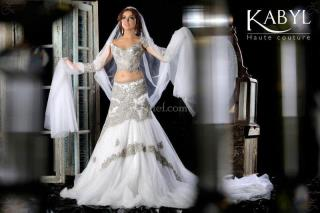 Kabyl Haute Couture : Robe de Mariage