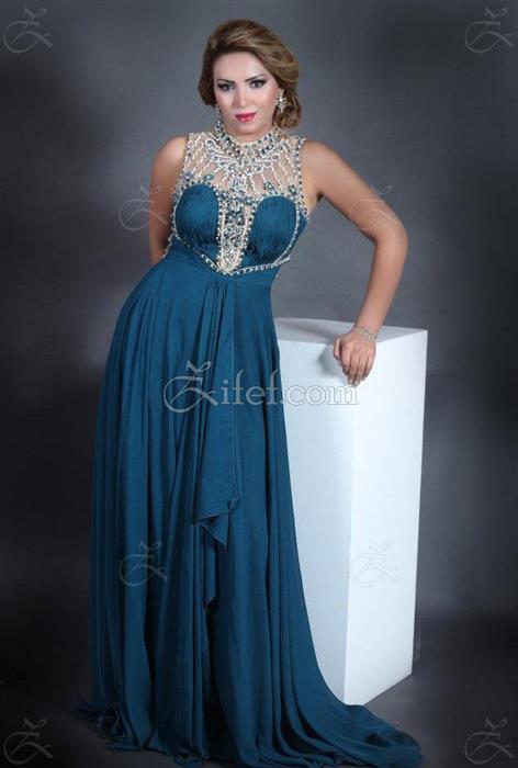 4276155a4b8 robe de soirée orientale tunisienne - Ma Jolie Robe de soirée
